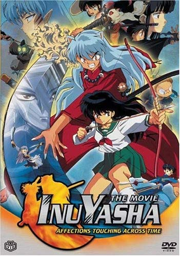 InuYasha: The Movie 1 - Affections Touching Across Time Various VIZ Media 2258206 Anime / Japanimation