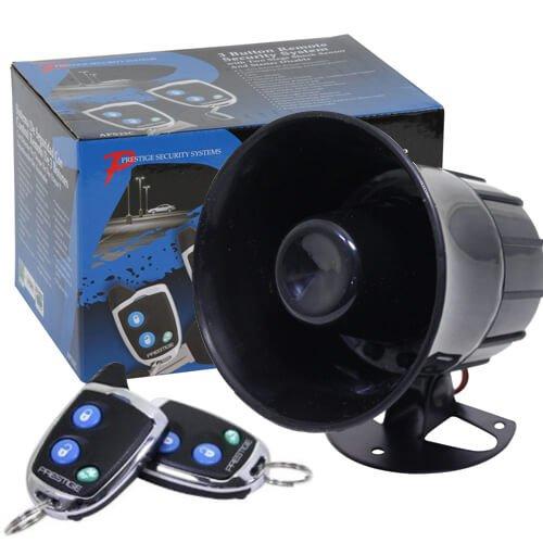 Audiovox Prestige APS25C Standard Security Alarm System by Audiovox