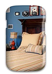 Blue Sports Themed Boys Bedroom/ Fashionable For Case Iphone 4/4S Cover