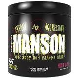 Dark Metal Manson, Mixed Berry, 0.75 Pound