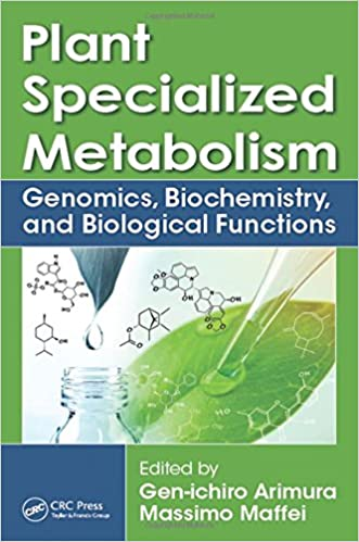 Plant Specialized Metabolism: Genomics, Biochemistry, and Biological Functions