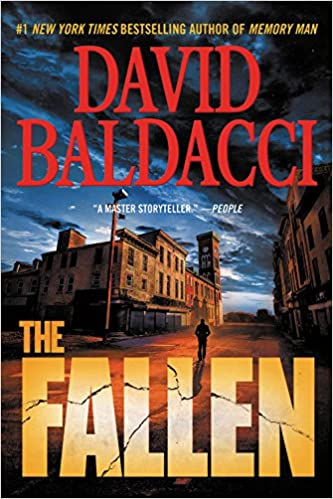 Cover: David Baldacci The Fallen