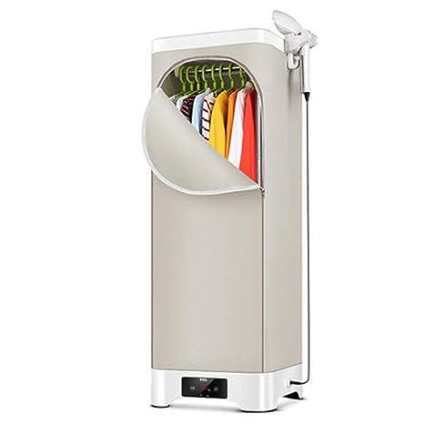 LIXYFHGJ Secador de Ropa eléctrico silencioso del hogar Que Ahorra energía Que Plancha el deshidratador