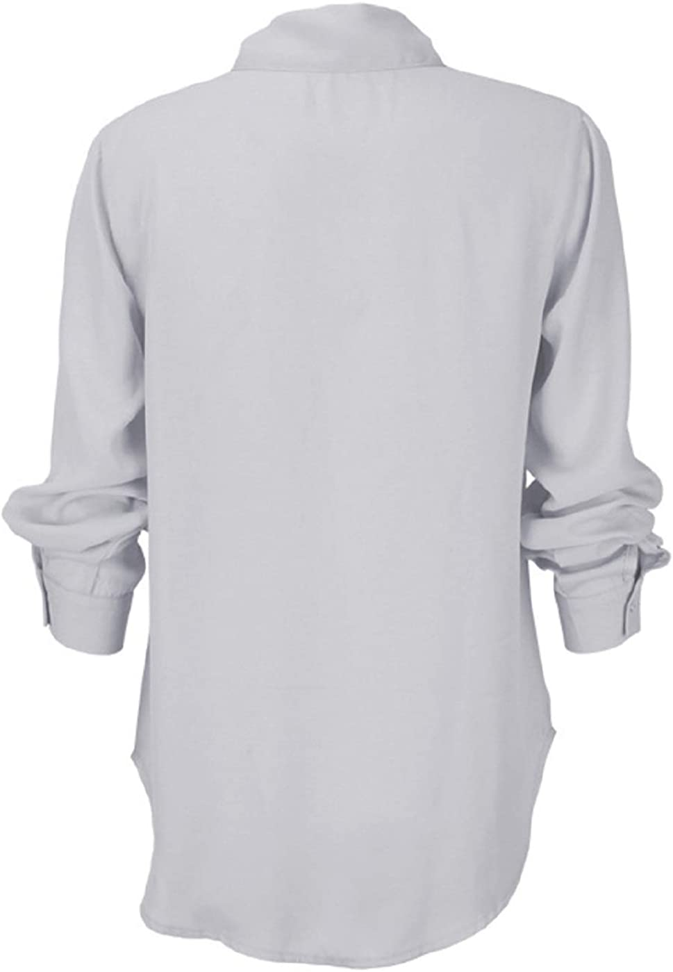 UMIPUBO Bluas de Mujer Camisa Gasa Blusa Mujer Elegante Manga Larga Camisa Suelta Mujer Casual Invierno Primavera Verano Shirts S-XXL