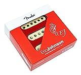 Genuine Fender Eric Johnson Signature Stratocaster Strat Pickup Set of 3 099-2248-000 in Original Box