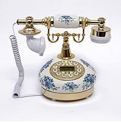 Amazon Com Ryu European Style Home Decoration Telephone Antique