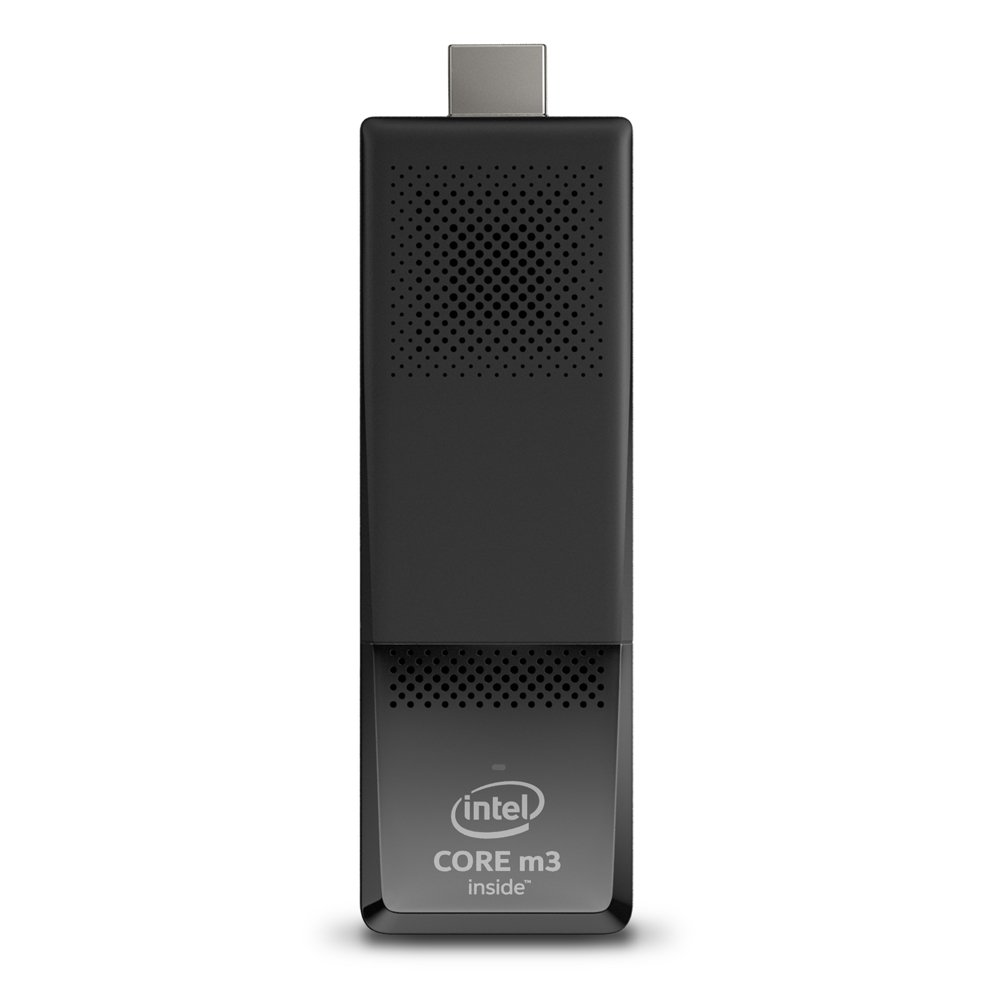 Intel Compute Stick CS325 Computer with Intel Core m3 processor (BOXSTK2m3W64CC)
