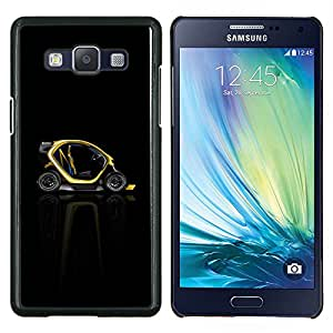 Stuss Case / Funda Carcasa protectora - Resumen minimalista Smart Car - Samsung Galaxy A5 A5000