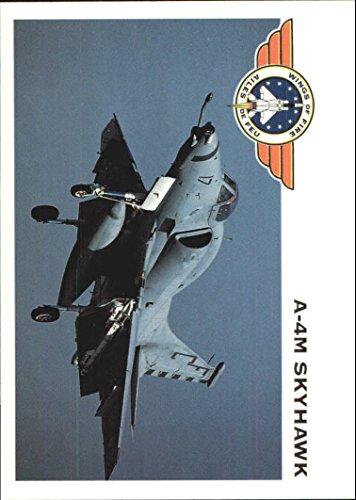1992 Wings of Fire #89 Marine Corps A-4M Skyhawk Light Attack Jet - NM-MT (Marines Skyhawk)