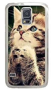 meilz aiaiPrayer 2 Clear Hard Case Cover Skin For Samsung Galaxy S5 I9600meilz aiai