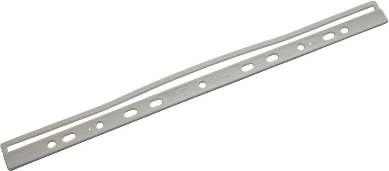 Helit H2512005 - Ordnungsschiene the rail, weiß weiß