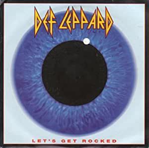 DEF LEPPARD / LET'S GET ROCKED (PICTURE DISC)