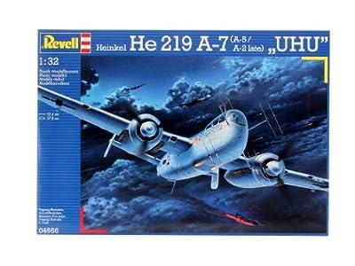 Revell Germany Heinkel He 219A-7 (A-5/A-2 Late) Uhu Model Kit