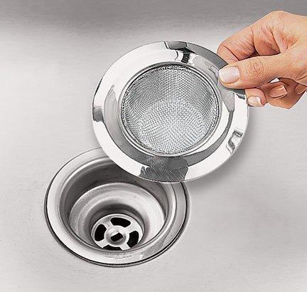 Kitchen Sink Strainer Stainless Steel (NITO ST2023 Stainless Steel Kitchen - Sink Strainer)