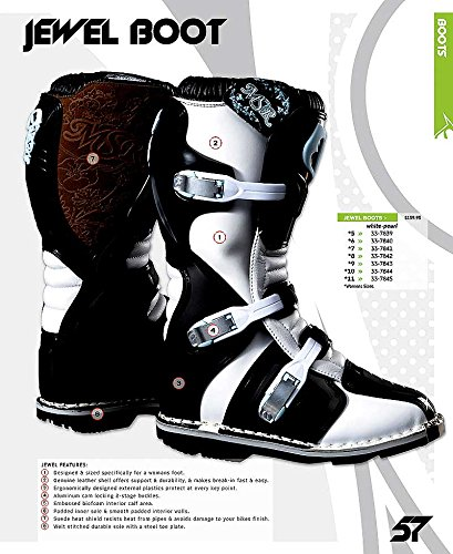 Msr Womens Jewel Boots Taglia 11