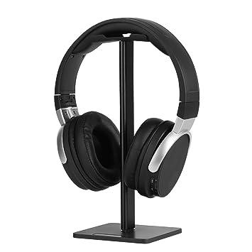 Soporte para Auriculares, ISENPENK Universal Soporte para Cascos de Aluminio en Mesa para Sony,