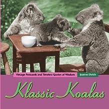 Klassic Koalas: Vintage Postcards and Timeless Quotes of Wisdom