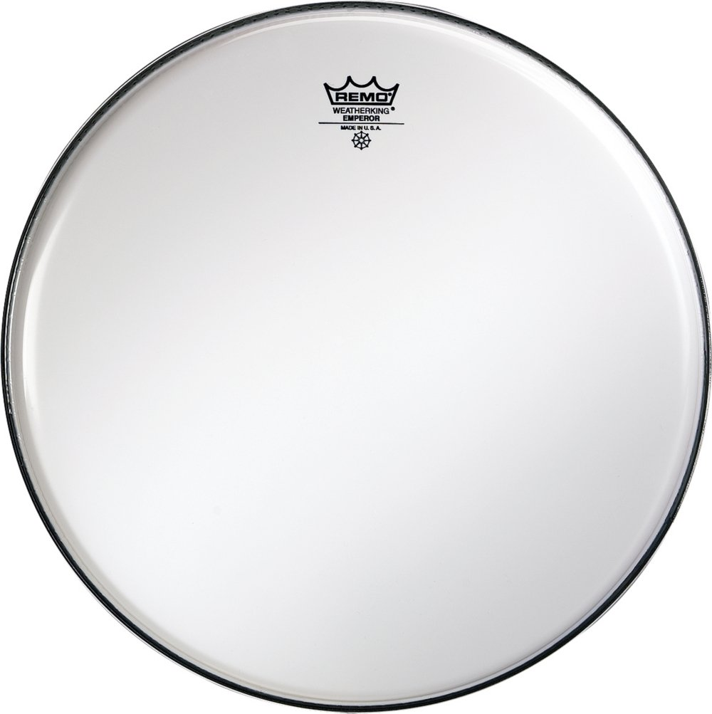 "Remo Emperor Smooth White™ Crimplock Tenor Drumhead, 12"" 12"" BE-0212-MP"
