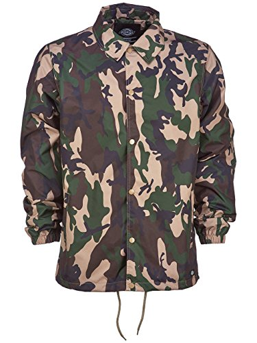 Giacca camouflage Torrance Cf Dickies Mehrfarbig Impermeabile Uomo C55Pfq