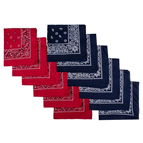 camel-brand-bandana-12-pack-21x21-100-polyester-red-and-navy