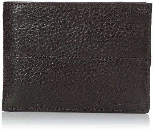 Chocolate Haan Cole (Cole Haan Men's Removable Passcase, Chocolate, One Size)