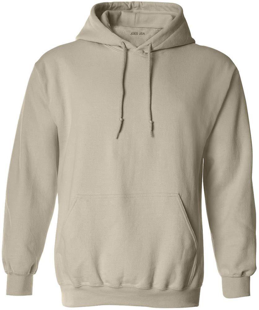 Joe's USA - Big Mens Hoodies - Hooded Sweatshirts in 32 Colors. Sizes S-5XL USAL101114221