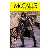 McCall's Patterns M7646 MQQ Men's Tunic, Top, Capelet, Belt, and Gauntlets Costume by Yaya Han, Size 46-52