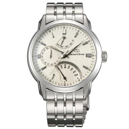 orient-de00002w-mens-retrograde-automatic-white-dial-stainless-steel-power-reserve-watch