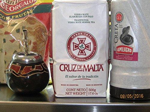 Cruz De Malta Yerba Mate (1kg - 2.2lbs) (Argentina Tea)