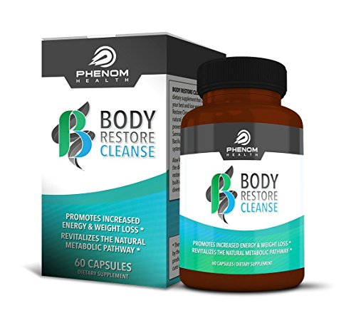 Body Restore Cleanse - 60 Capsules