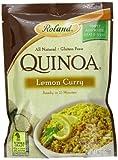 ROLAND QUINOA LEMON CURRY, 5.46 OZ