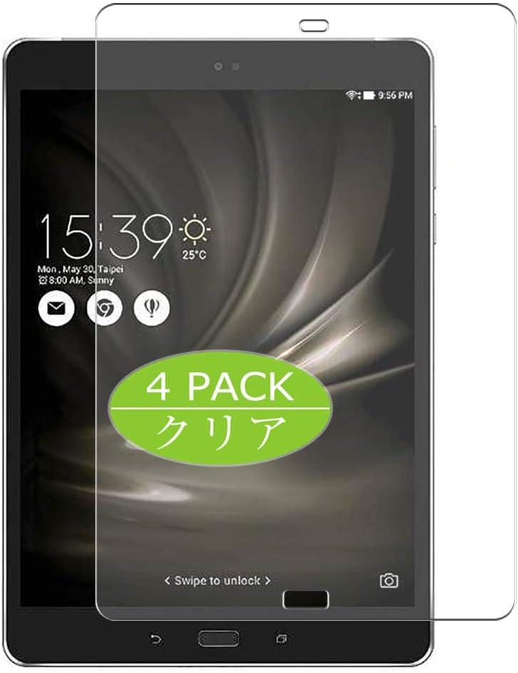 VacFun 4 Piezas HD Claro Protector de Pantalla para ASUS ZenPad 3S 10 LTE Z500KL 9.7