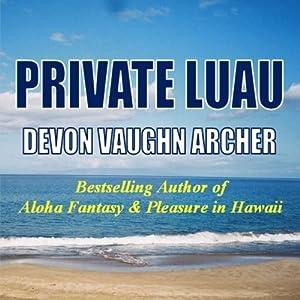 Private Luau Audiobook