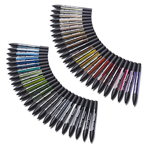 Winsor & Newton Promarker Collection-48 Set, 48 by Winsor & Newton (Image #3)