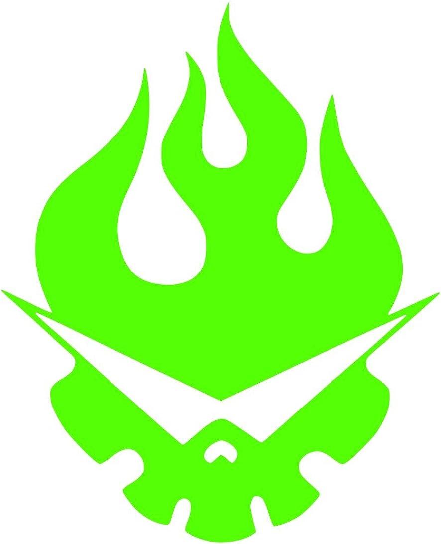 gurren lagann kamina s flaming skull anime