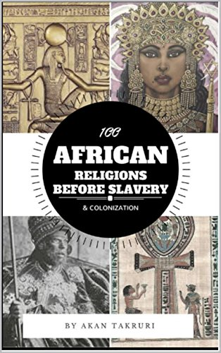 100 African religions before slavery & -