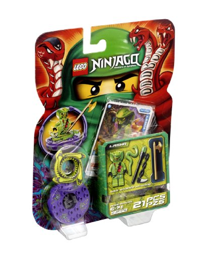 LEGO Ninjago Lasha 9562 (Ninjago Lego Venomari)
