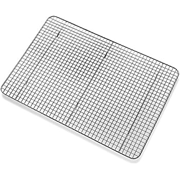 Bellemain Cooling Rack Baking Chef Quality 12 Inch X 17 Tight