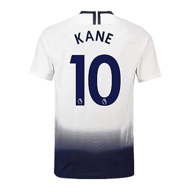 851f3771 Zymenjs Tottenham Hotspur #10 Kane 2018-2019 Season Home Soccer Jersey Mens  Color White