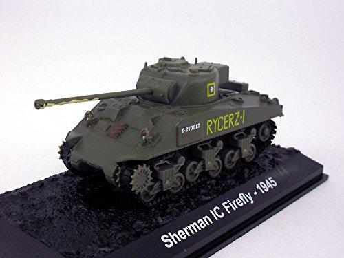 Sherman Firefly Medium Tank 1/72 Scale Diecast Model