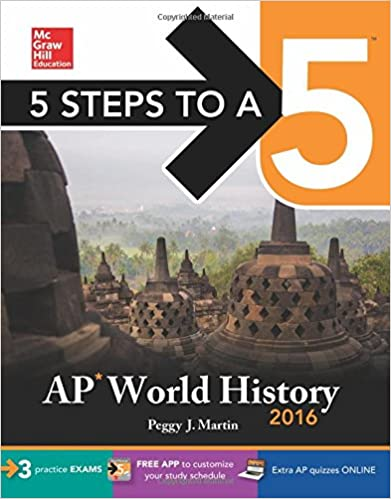 What review book is best for AP World History Exam?