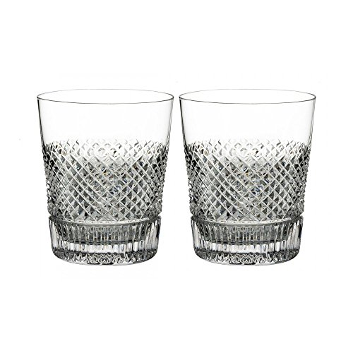 Waterford Diamond Line DOF Set of 2 by Waterford