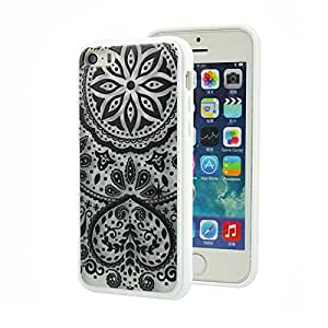 Celltone Inc Hard Slim Fit Protective Case for iphone 6 in Vintage Lace Floral Parttern