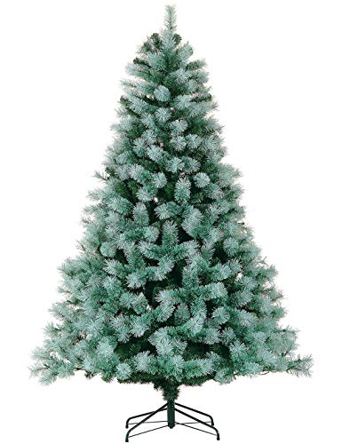 Best Artificial Christmas Tree With Led Lights in US - 7