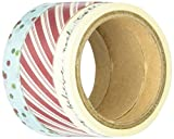 Simple Stories 7342 Class Christmas Washi Tape