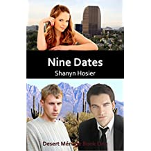 Nine Dates (Desert Ménage Book 1)