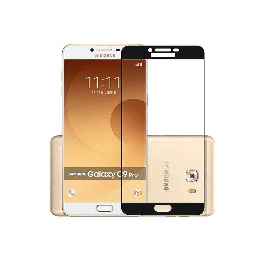 2 Pack] sinogoods Samsung Galaxy C9 Pro Protector de Pantalla: Amazon.es: Electrónica