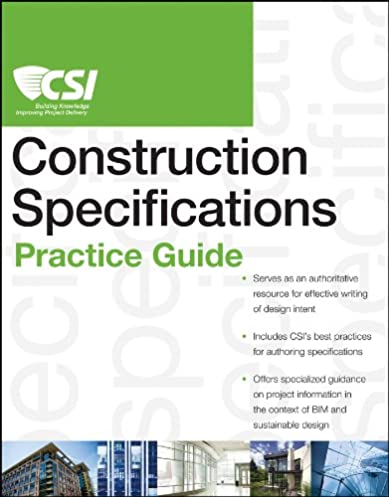the csi construction specifications practice guide csi practice rh amazon com Exam Study Tips Cicerone Exam Study Guide