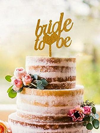 Amazon bride to be acrylic cake topper bridal shower bride to be acrylic cake topper bridal shower wedding bachelorette party cake topper junglespirit Choice Image