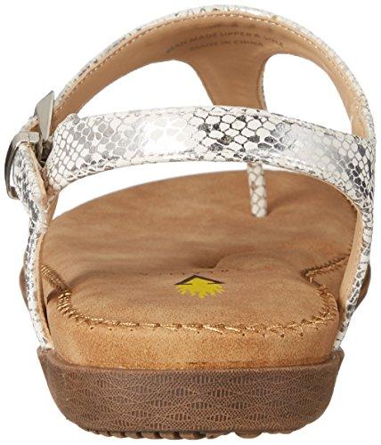 Flygtige Kvinders Reece Kjole Sandal Sølv 2MnX8hg